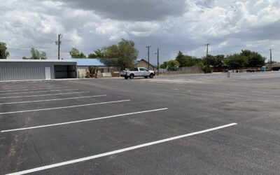 How to Increase the Lifespan of Your Parking Lot
